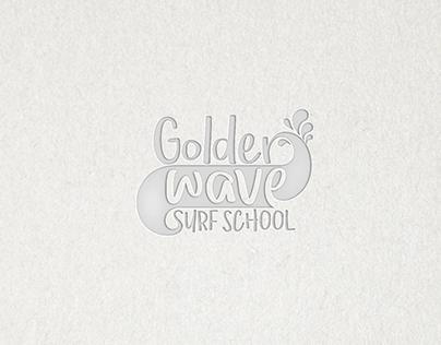 Logo For California Surf School