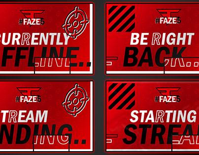 Faze5 Stream Package