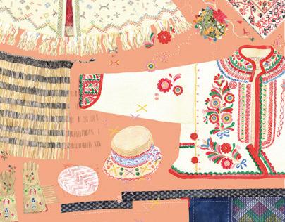 Handmade Dresses of the world