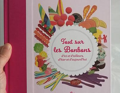 """""""Tout sur les bonbons"""", Éditions Rue des enfants 2019"""