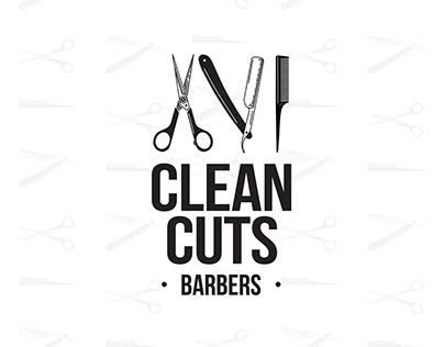 Clean Cuts Barbers (Personal Project)