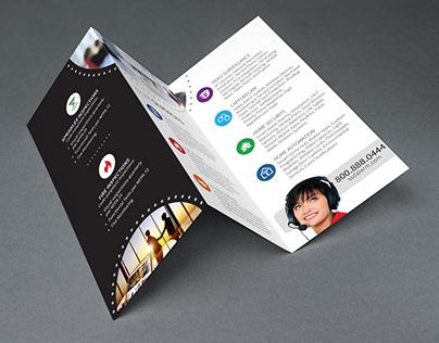 Print: Tri-Fold Brochure