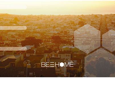 Logo & Brand-board 4BeeHome