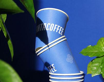 Konstantacoffee. Фирменный стиль