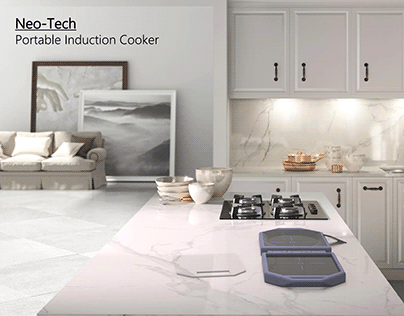 Junior Project: Neo-Tech Portable Induction Cooktop