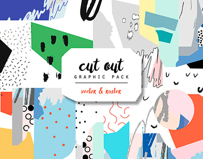 CUT out graphic pack