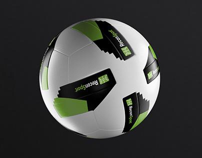 ReconSport — Sports Facilities Branding, Webdesign