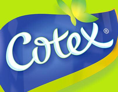 COTEX - BRAND PACKAGING / ALGERIA