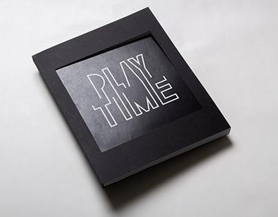 """Editorial-Design """"Playtime"""", Lenbachhaus"""