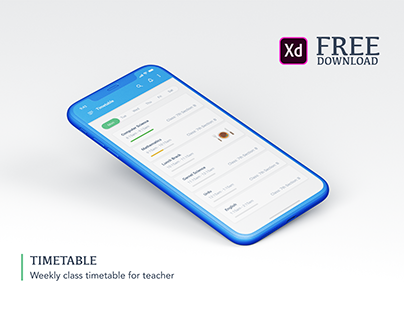 Class Timetable (Free)