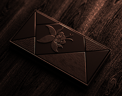 Chocolate Tablete Design