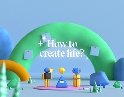How to create life?