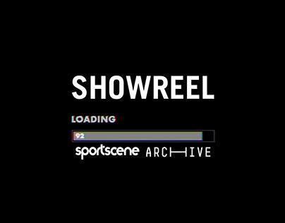2017-2019 Showreel