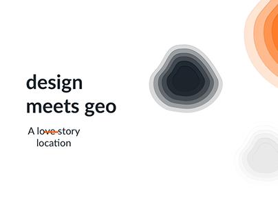 Design Meets Geo