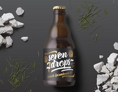 Seven Drops Beer