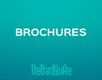 [ Gallery ] BROCHURES