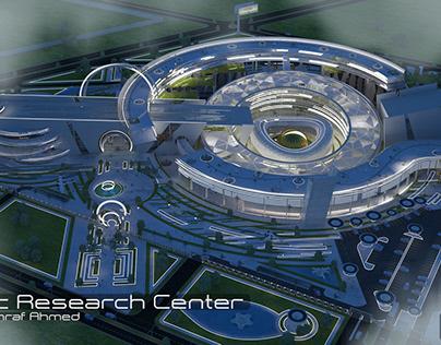 Cosmic Research Center (Enlighment Orbit)