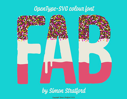 Fab Lolly font