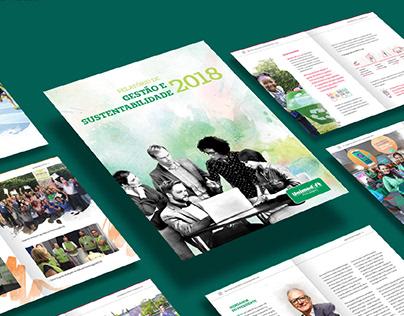 Relatório de Gestão e Sustentabilidade Unimed RS 2018