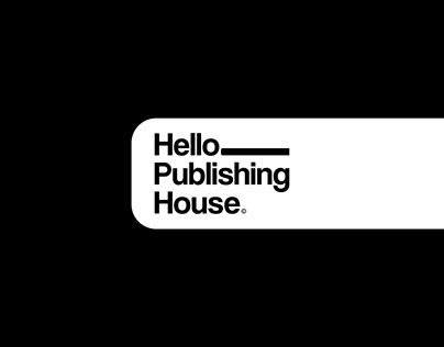 Hello Publishing House / Brand Identity Design