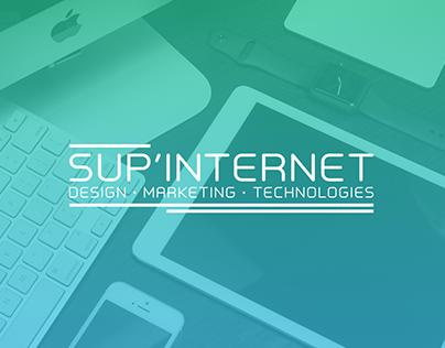 Application Intranet Sup'internet