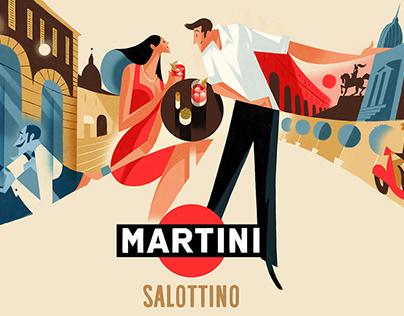 Martini rooftop terrace @Selfridges London