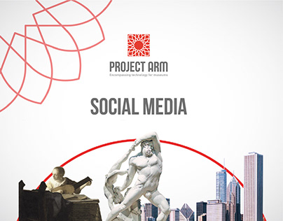 Project ARM® - Social posts and blog cover image