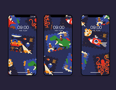 Axel's wallpapers