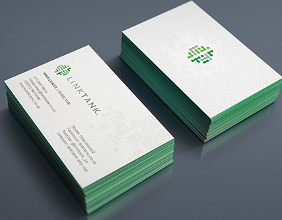 LinkTank Corporate Identity