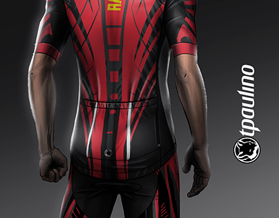 Paraná Fireman - Custom Triathlon Suit on Behance