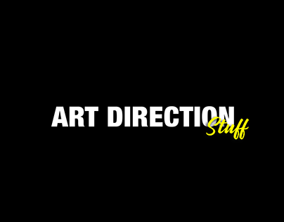 Art Direction Stuff