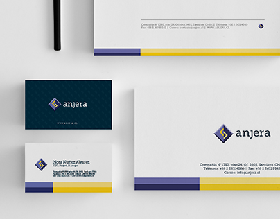 Anjera ® | Project Management