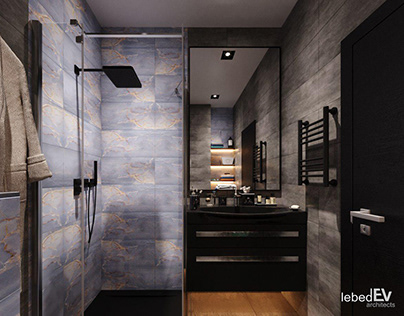 Design​​​​​​​ - Bathroom Interior
