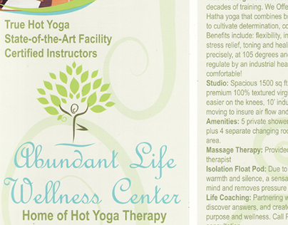 Abundant Life Wellness Center