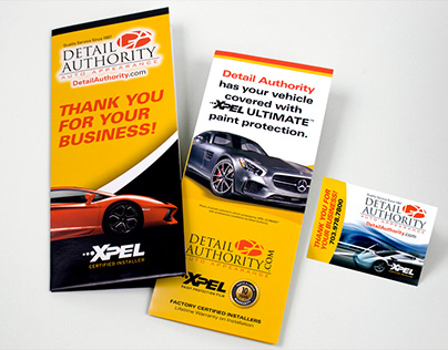 PPF Brochure, Folder, and Cards