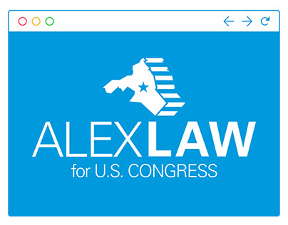 Alex Law Congressional Candidate Website