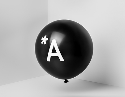 *Absence Exhibition Identity