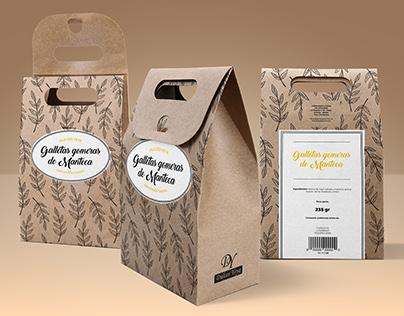 Galletas Gomeras - Packaging - Class Project