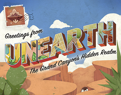 Unearth: The Grand Canyon's Hidden Realm