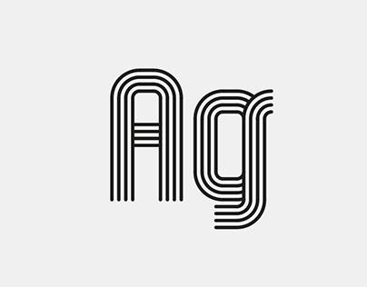 AG Typeface