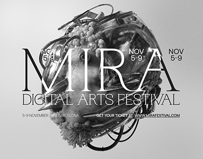 MIRA Digital Arts Festival - Campaign