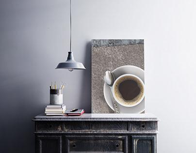 Café look