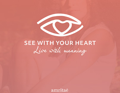 Logo Design - See With Your Heart