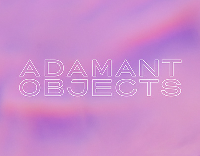 Adamant Objects Identity