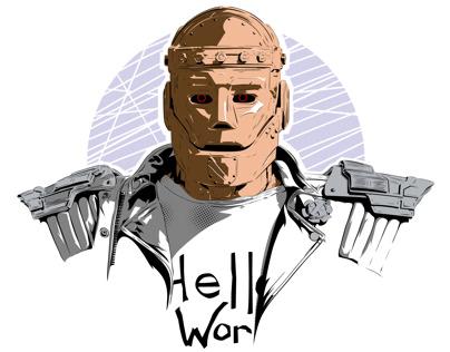 Robotman from Doom Patrol