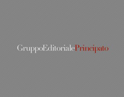 Gruppo Editoriale Principato   Rebranding + Website