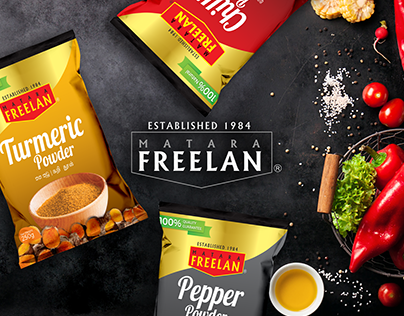 Matara Freelan - Product Packaging