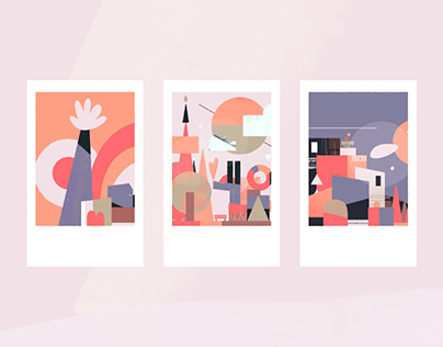 Frames of the neighborhoods