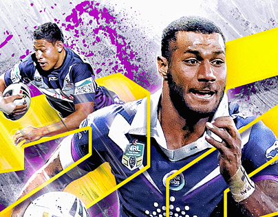 2016 Season | NRL Social Media Graphics