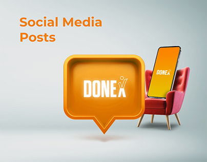 Donex Mobile Application